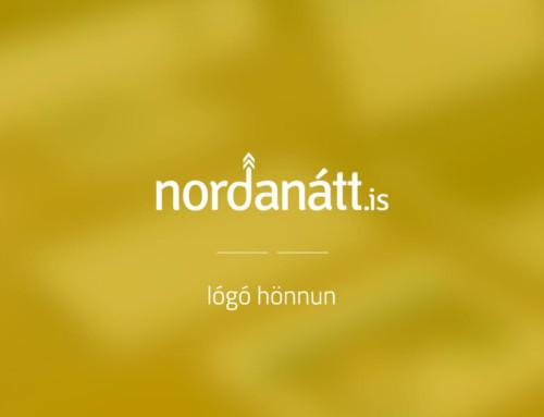 Lógó fyrir Norðanátt
