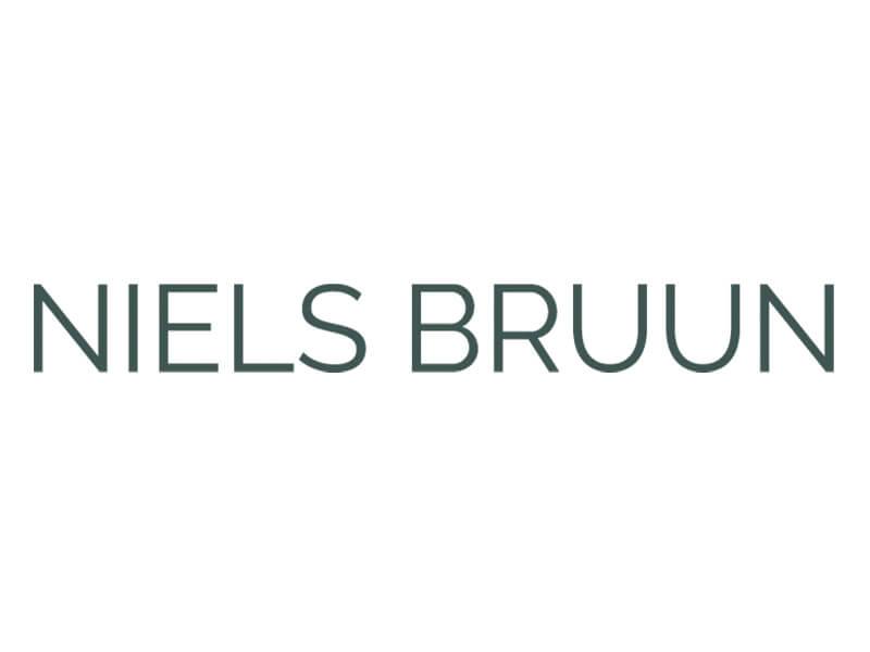 Grafísk hönnun - lógó - Niels Bruun arkítekt