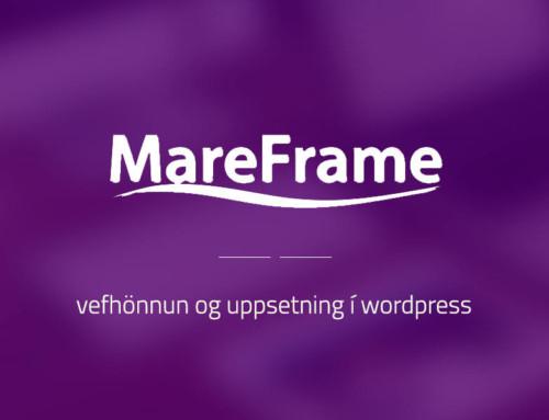 Mareframe